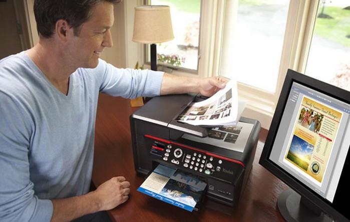 Принтер, сканер и копир. Выбираем МФУ для дома
