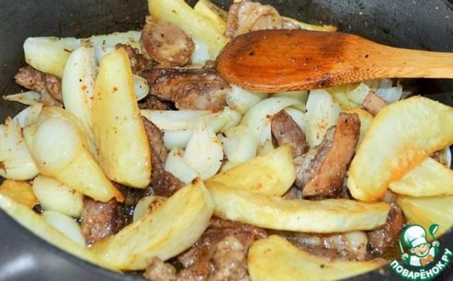 Оджахури из баранины: рецепт настоящего грузинского блюда!