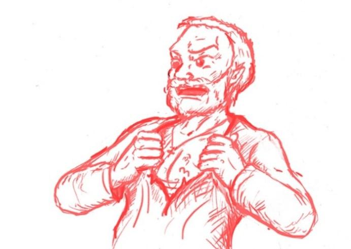 Русский народный язык жестов
