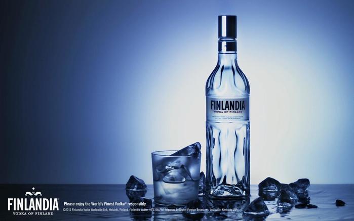 Водка «Финляндия». История создания бренда