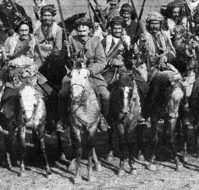5 самых воинственных народов в мире