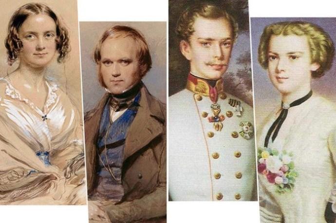 Исторические личности, вступавшие в кровосмесительные связи