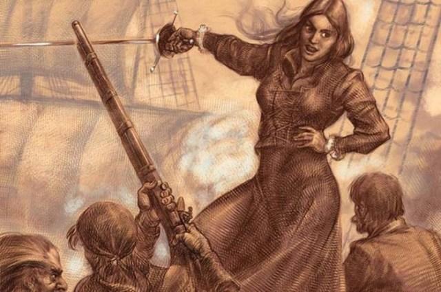 Знаменитые пираты в истории