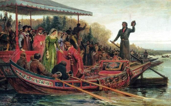 Что сделала Софья Палеолог с Московской Русью