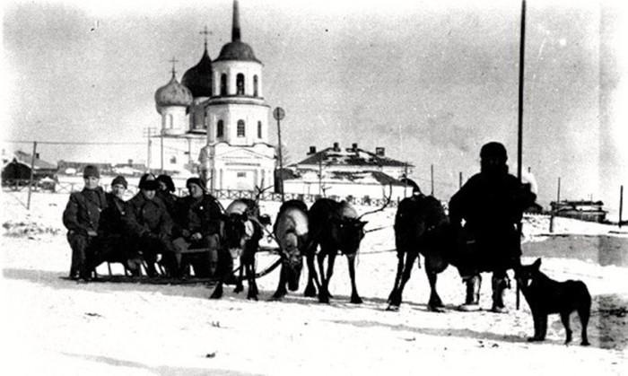 Как американские войска в 1918 году напали на Россию