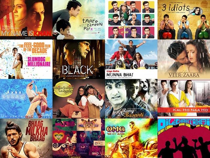 Топ 20 лучших индийских фильмов