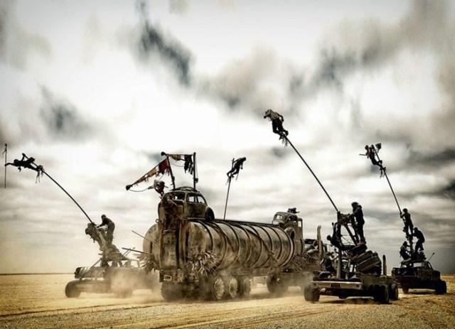 Самые сложные и опасные кинотрюки