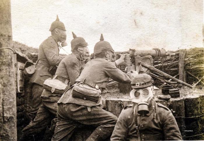 Интересные факты о Первой мировой войне