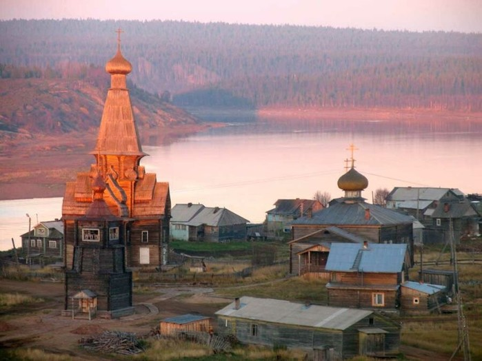 Что стоит посмотреть в российских деревнях