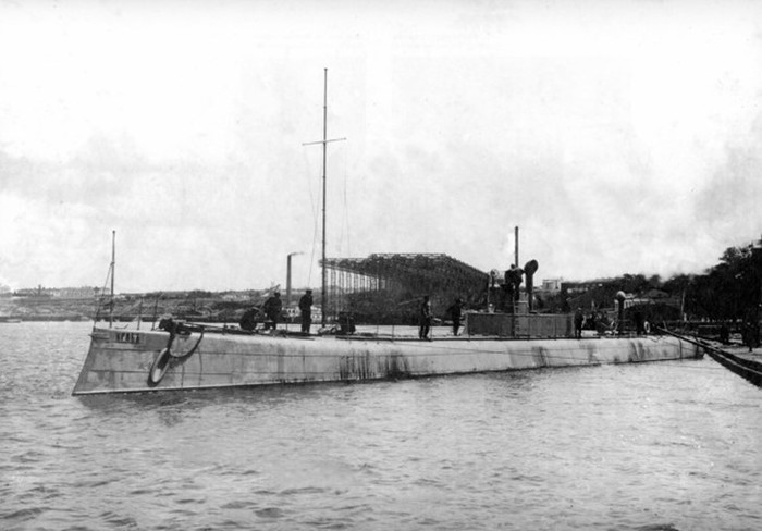 Как субмарины воевали в Первую мировую войну