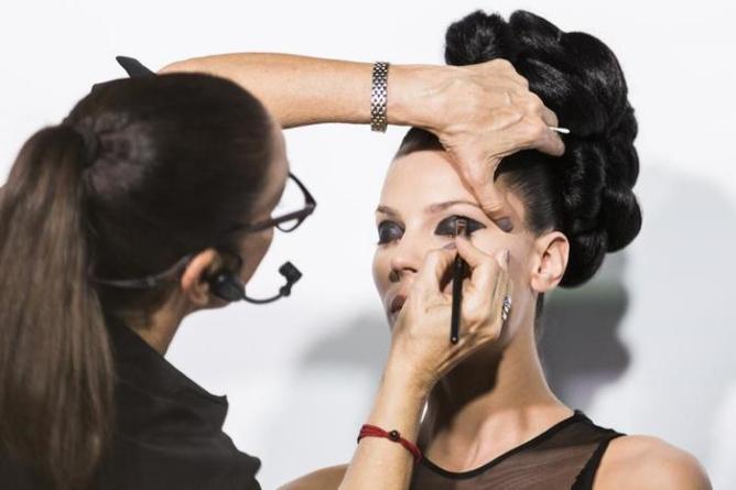 5 приёмов в макияже от персонального визажиста Элизабет Тейлор