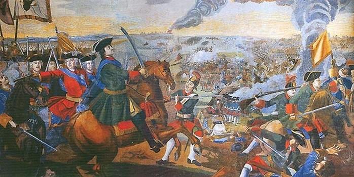 20 великих побед в русской истории