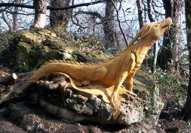 Томми Крэггз и его потрясающие скульптуры!