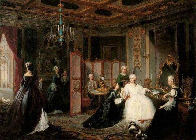 Чем обедали российские монархи: что ели и пили русские императоры и императрицы