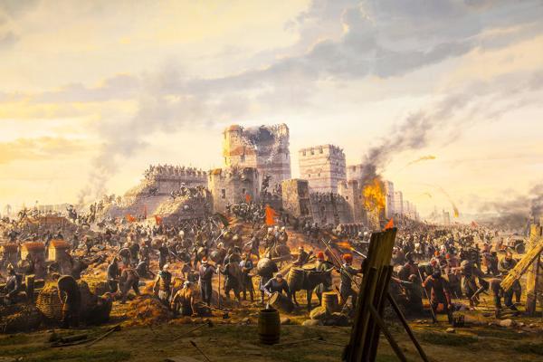 Самые интересные факты о падении Константинополя