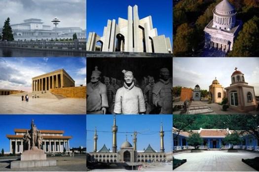 Мавзолеи известных людей во всем мире, которые можно посетить