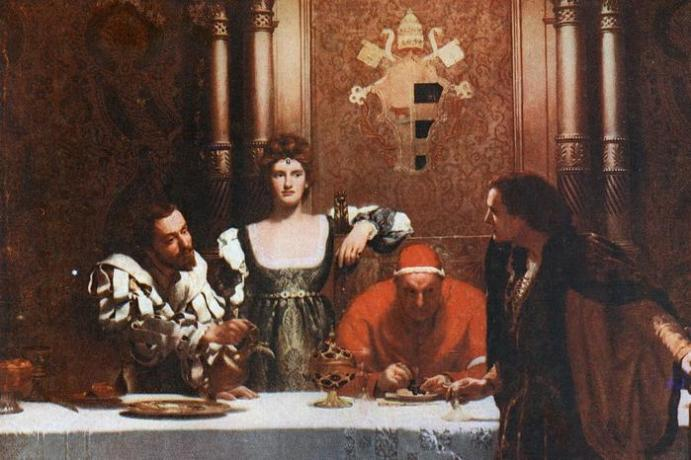 Лукреция Борджиа: великая преступница или жертва заблуждений?