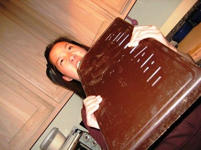 Почему нам необходим шоколад? Ешьте этот продукт— будете здоровы!