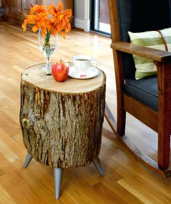 Деревянный декор для уютного интерьера