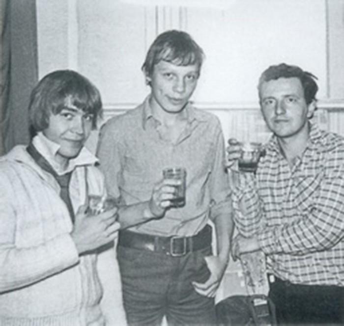 Какой алкоголь предпочитали российские рок звезды