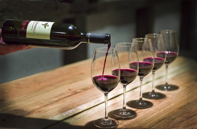 Самые популярные грузинские вина