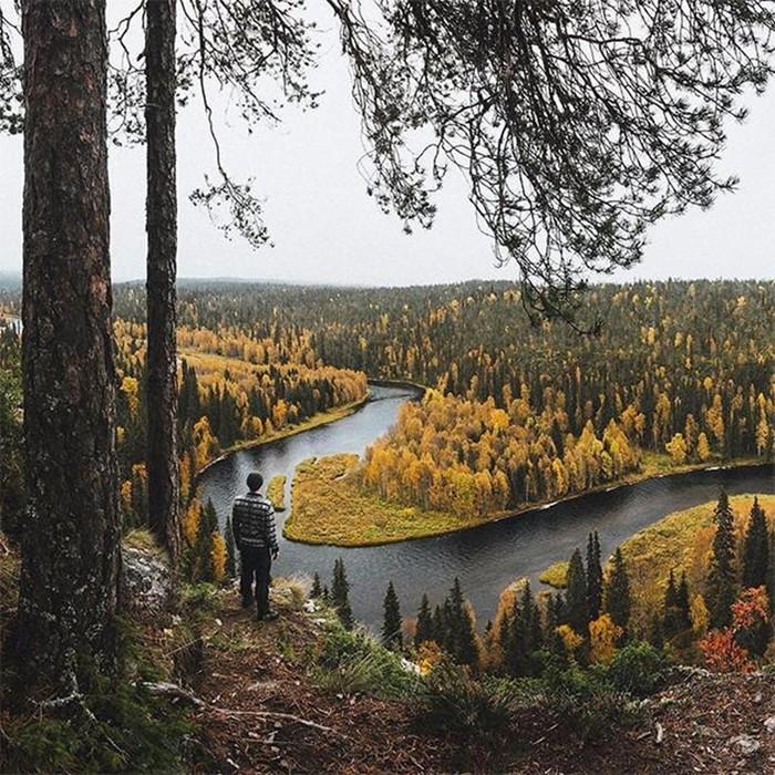 Лучшие фотографии Instagram за октябрь: «Они не знают, что можно жить по другому»