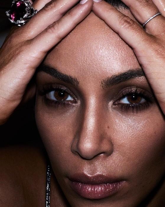 Горячая съемка Ким Кардашьян взорвала сеть!