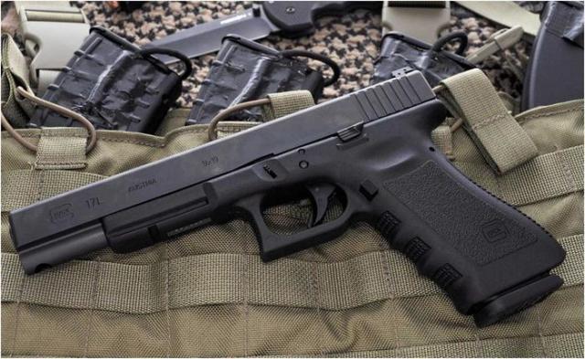 Какие самые лучшие пистолеты мира