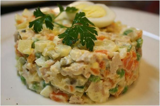 Самые популярные блюда советской кухни