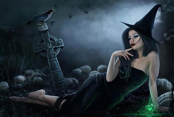 Интересные факты о ведьмах