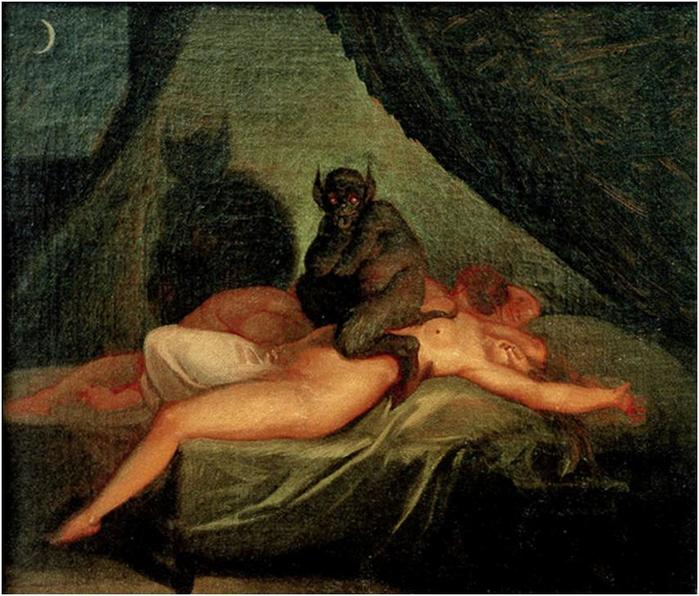 Паралич во сне: странное и страшное явление в нашей жизни