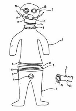 5 самых безумных зарегистрированных патентов. А чего идеям пропадать?!