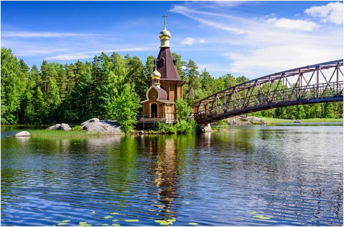 Карелия— республика, которая прекрасна в любое время года!