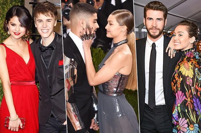 Пары знаменитостей, которые после расставания снова вместе