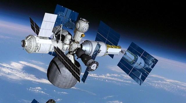 Секретный проект СССР «Алмаз»: боевая космическая станция
