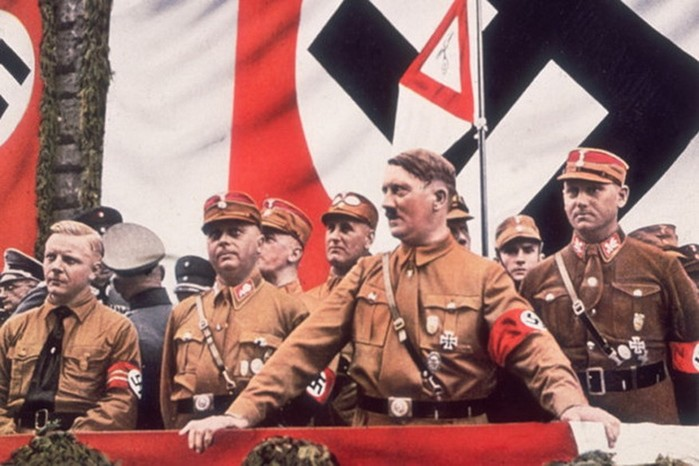 Адольф Гитлер не умер в 1945 году