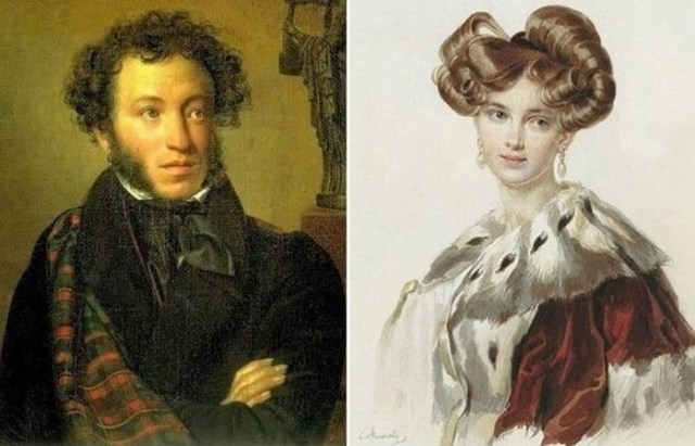 Идалия Полетика и ее роль в дуэли Пушкина и Дантеса
