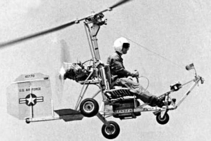 Секретные разработки авиаконструкторов прошлого
