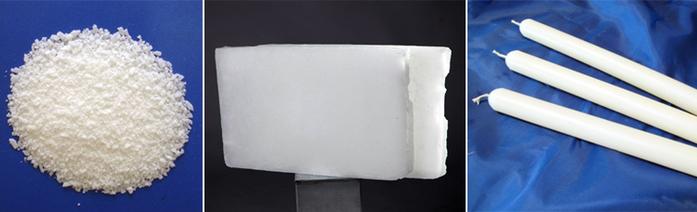 Đổ khối nến đã nấu chảy vào khuôn. Để phôi cho đến khi parafin nguội hoàn toàn. Trong trường hợp này, tất nhiên, băng sẽ tan chảy, và các hốc sẽ hình thành bên trong ngọn nến.