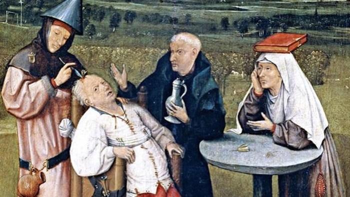 Самые безумные методы лечения, которые врачи применяли в прошлом