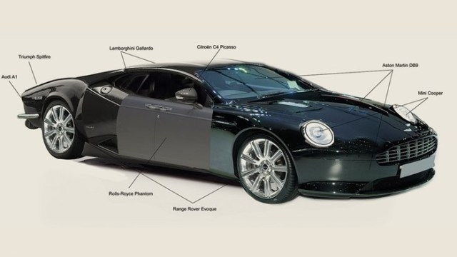 Как выглядит идеальный автомобиль? Самые лучшие машины собрали в одну модель!
