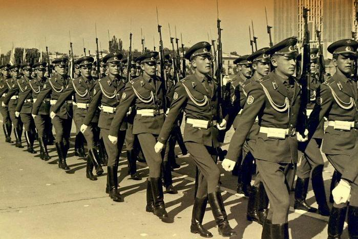 Кому давали бром в Советской армии