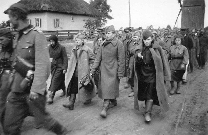 Почему потери у Красной Армии были больше, чем у гитлеровцев