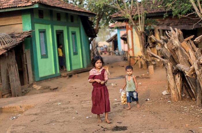 Водные жены Индии. Фотопроект о жизни сельской семьи в штате Махараштра