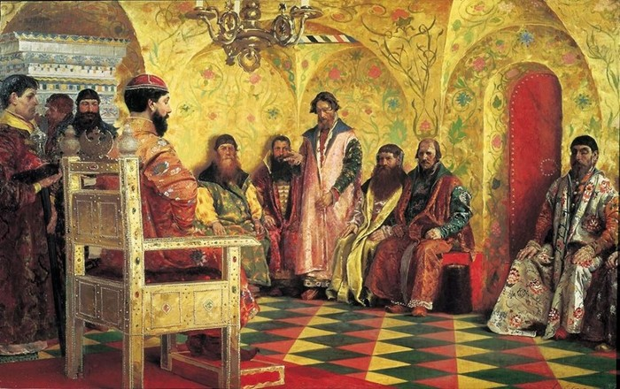 Всё, что нужно знать о главных боярских родах России