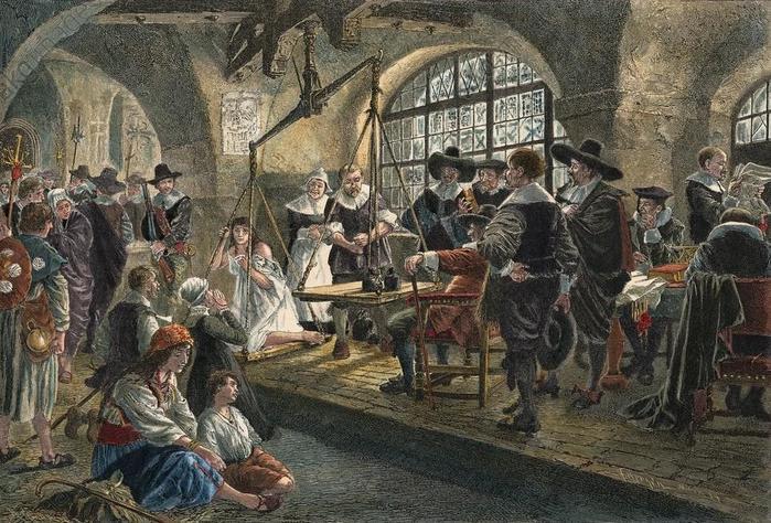 Как Европа избавлялась от ведьм