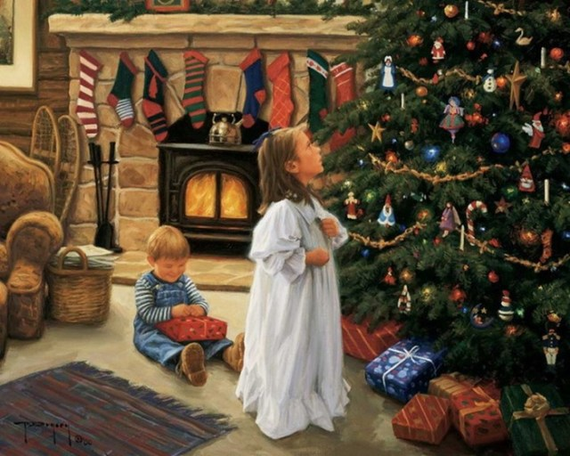 Как новогодняя елка появилась в России и стала традицией