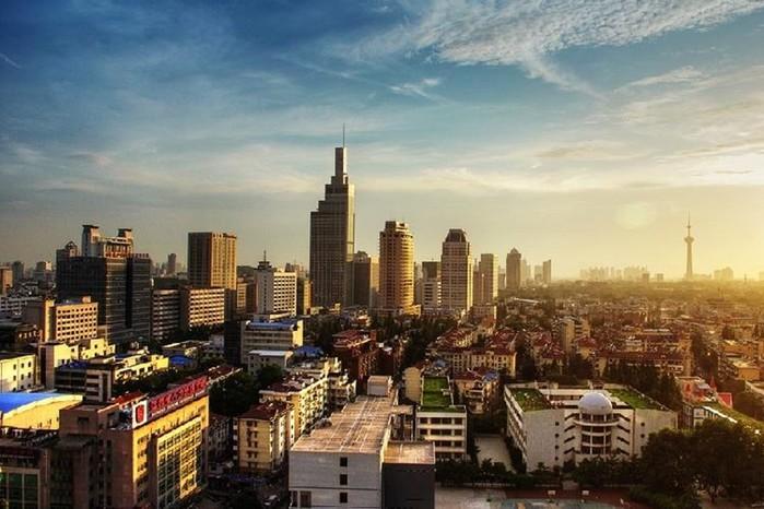 Нанкин— южная столица Китая