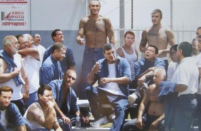 Кого в российской тюрьме называют «чертями»