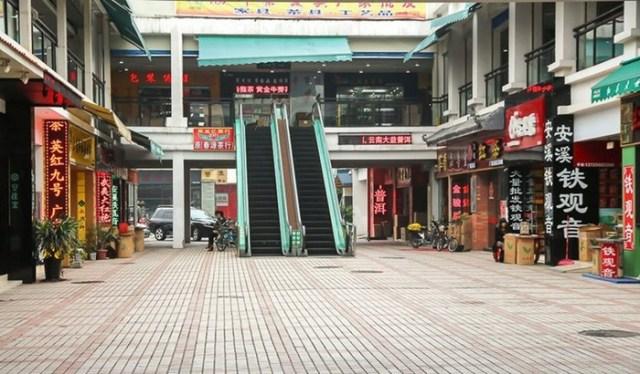 Чайный рынок Гуанчжоу— для любителей и ценителей